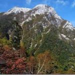 【第8山】甲斐駒ヶ岳 2,967m「団十郎と海老蔵」