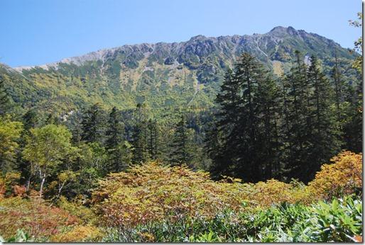 【第9山】水晶岳 2,986m「幻の3000m」
