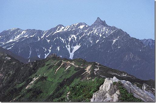 【第6山】槍ヶ岳 3,180m「ハイキングの終着点」