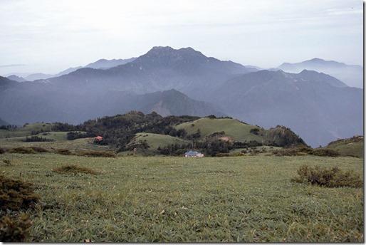 【第25山】石鎚山1982m「標高よりも山姿」