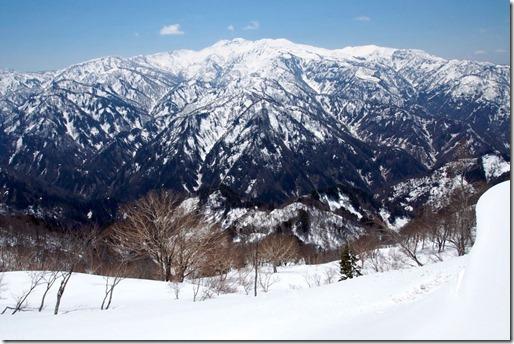 【第29山】白山2,702m「知られざる著名峰」