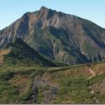 【第34山】ニペソツ山2013m「百名山になり逃した山」
