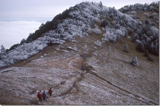 【第35山】牛奥ノ雁ヶ腹摺山(うしおくのがんがはらすりやま)1994m「寿限無………の山」
