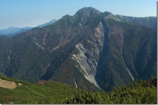 【第36山】塩見岳3,052m「稀代のダークヒーロー」