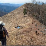 【第42山】甲州高尾山1,106m「お花見一番!」