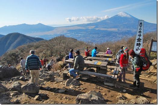 【第45山】位牌岳 1,458m「恐怖の山名」