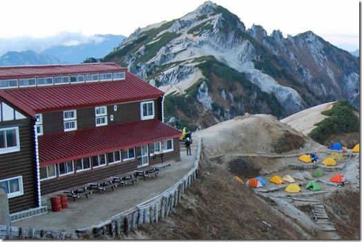 【第49山】燕岳(つばくろだけ) 2763m「登ってからが魅せる山」