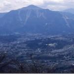【第59山】武甲山 1304m「山のアンパンマン」