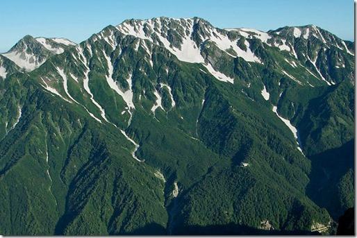 【第69山】立山3,015m「古来普遍の名山」
