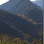 【第68山】日光白根山2578m、有明山2268m「運命のもたらす明暗」