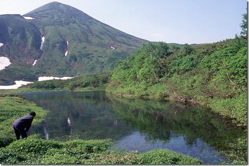 【第70山】七ツ沼カール 1600m「山巓に輝く七つの宝石」