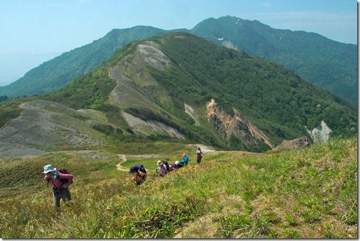 【第73山】金北山 1172m「展望と花々が圧巻」