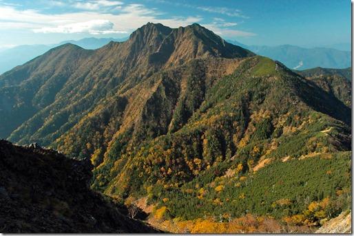 【第78山】権現岳 2,715m「不遇? 実は穴場山」