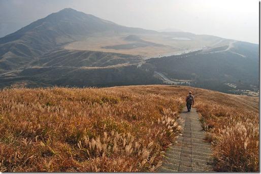【第79山】杵島岳(阿蘇山)1326m「お気楽に阿蘇登山」