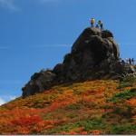 【第103山】三ツ石山 1466m「裏岩手の宝石」