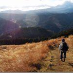 【第106山】大野山 723m「牧草帯の大パノラマ」