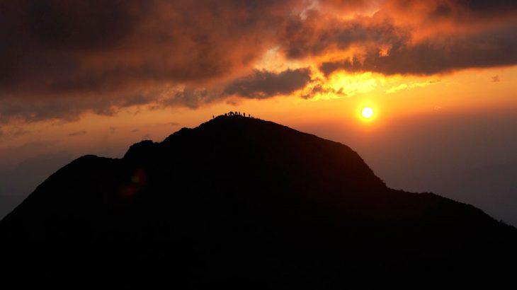 【第114山】爺ヶ岳 約2,670m「登って良しの北ア入門の山」