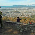 【第123山】大文字山 465m「2大名刹を結ぶ山」