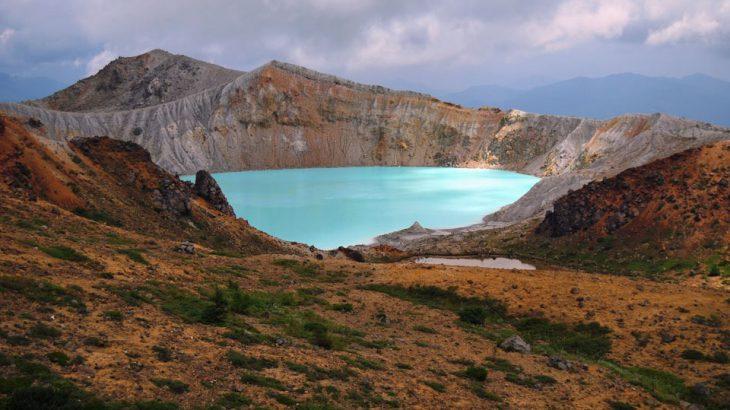 【第127山】草津白根山 2,171m「山頂はどこだ?」