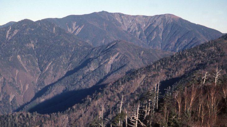 【第131山】光岳2,592m「悠久1億年の果てに」