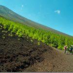 【第136山】富士山御中道約2300m(山梨県)「縦ではなく横へ」