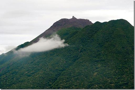 【第155山】平成新山(長崎県)1,483m「雲仙の山々(1)」