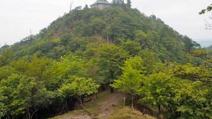 【第157山】英彦山1,199メートル(福岡県・大分県)ちょっと残念な霊峰