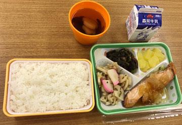ハマ弁 誰のための昼食か〈上〉当日注文の20%超は職員の試食