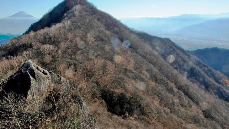 【第161山】茅ヶ岳 1,704メートル(山梨県)偽物からオンリーワンへ