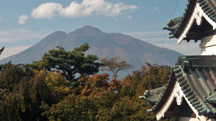 【第164山】岩木山 1,625m(青森県)「キング・クィーン・ジャック、そして」