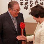 「説明会やらせるのは一種の犯罪」 横浜港運協会賀詞交歓会で 藤木会長