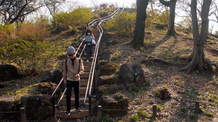 【第172山】愛宕山・箱根山(東京都)山手線内の山巡り