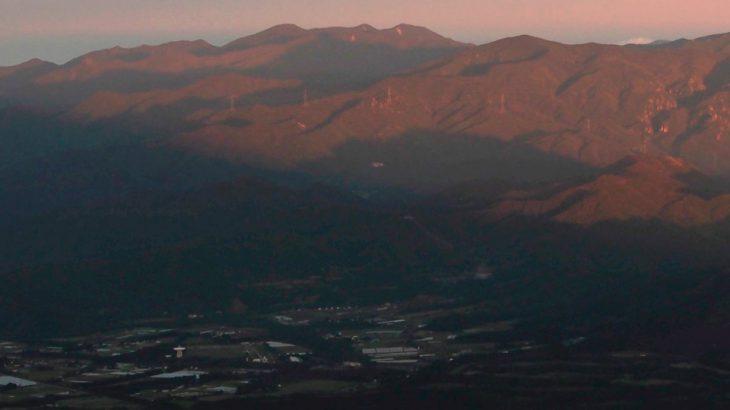 【第175山】甲武信ヶ岳2,475メートル(山梨県・埼玉県・長野県)「三国境の三山構成」