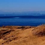 【189山】黒崎の鼻 標高約15メートル(神奈川県)絶景に秘められた戦史