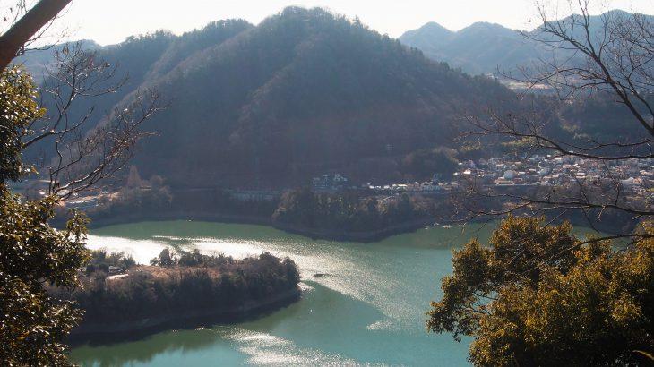 【192山】城山約371メートルほか(神奈川県)県北の水がめ所縁の山々