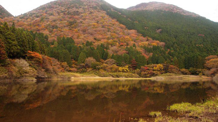 【195山】元箱根石仏群とお玉ヶ池(神奈川県) 箱根のエアーポケット