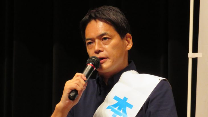 山中竹春さんの支持を検討  「市民の会」「誕生させる会」の対応を踏まえて
