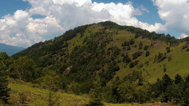 【第201山】大菩薩嶺 2057メートル(山梨県) お手軽に夏山を味わう